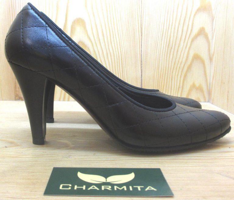 کفش زنانه چرم چرمیتا